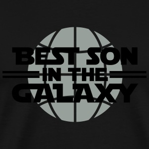 Best Son In The Galaxy Langarmede T-skjorter - Premium T-skjorte for menn