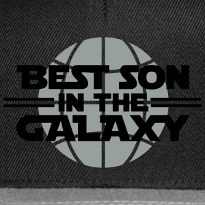 Best Son In The Galaxy Shirts met lange mouwen - Snapback cap
