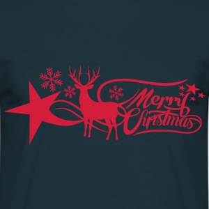 merry-christmas Sweat-shirts - T-shirt Homme