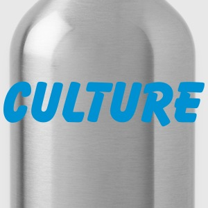 culture T-Shirts - Water Bottle