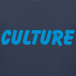 culture T-Shirts - Men's Premium Tank Top