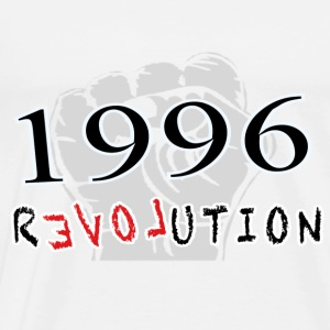 The Revolution  1996 Langarmshirts - Männer Premium T-Shirt