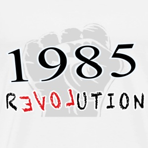 The Revolution  1985 Langarmshirts - Männer Premium T-Shirt