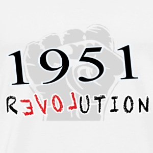 The Revolution  1951 Langarmshirts - Männer Premium T-Shirt