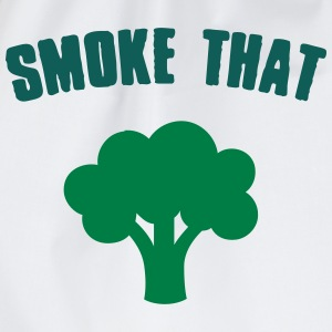 Smoke that Broccoli T-shirts - Gymnastikpåse