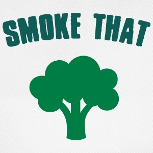 Smoke that Broccoli Tee shirts - Casquette classique