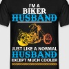 Biker Husband... T-Shirts - Men's T-Shirt