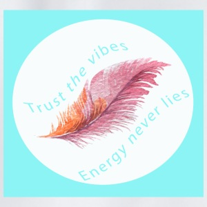 trust_the_vibes_b T-Shirts - Turnbeutel