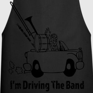 Driving the band T-shirts - Keukenschort