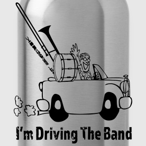 Driving the band Camisetas - Cantimplora