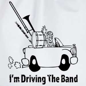 Driving the band T-Shirts - Turnbeutel