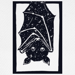 Space Fledermaus - Baseballkappe