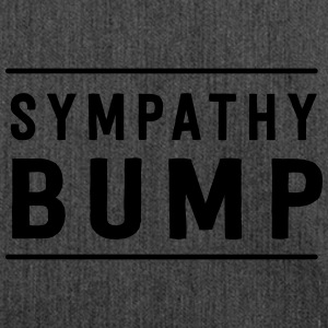 Sympathy Bump T-Shirts - Shoulder Bag made from recycled material