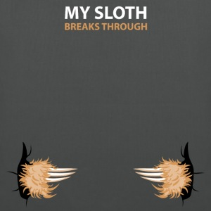 my sloth breaks trouth Débardeurs - Tote Bag