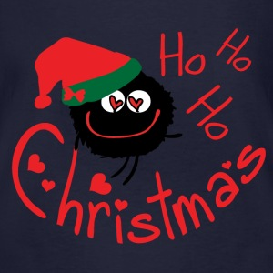 ho ho ho Christmas monster Unisex Hoodie - Men's Organic T-shirt