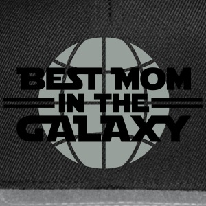 Best Mom In The Galaxy Manga larga - Gorra Snapback
