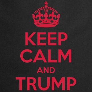 Keep Calm and Trump T-Shirts - Cooking Apron