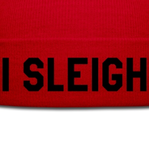 I sleigh Mugs & Drinkware - Winter Hat