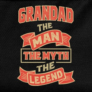 Grandad The Myth T-shirts Gifts - Kids' Backpack