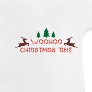 Christmas Time Tee shirts - T-shirt Bébé