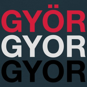GYÖR Tabliers - T-shirt Homme