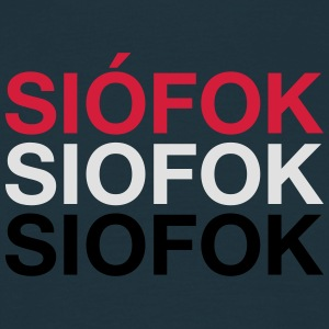 SIOFOK Tabliers - T-shirt Homme