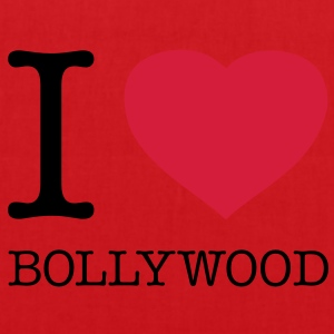 I LOVE BOLLYWOOD - Tote Bag