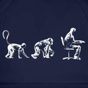 Evolution, Time for a Sit down. - Baseball Cap