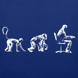 Evolution, Time for a Sit down. - Tote Bag