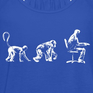 Evolution, Time for a Sit down. - Women's Tank Top by Bella