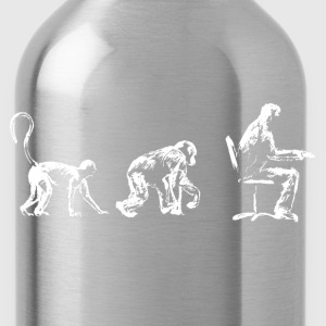 Evolution, Time for a Sit down. - Water Bottle