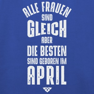 Frauen Geburtstag April T-Shirts - Kinder Premium Hoodie