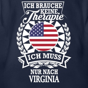 Therapie Virginia Langarmshirts - Baby Bio-Kurzarm-Body