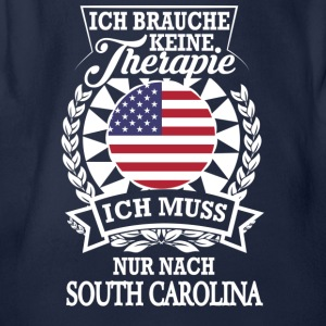 Therapie South Carolina Langarmshirts - Baby Bio-Kurzarm-Body
