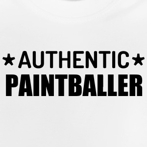 Paintball Airsoft sport atleet atletisch Shirts - Baby T-shirt