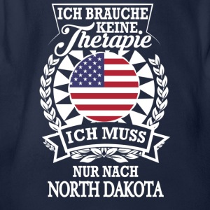 Therapie North Dakota Langarmshirts - Baby Bio-Kurzarm-Body