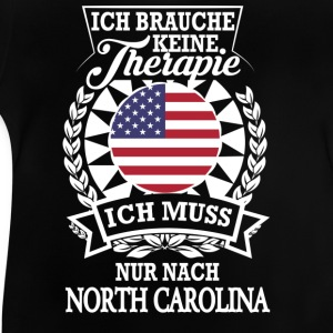 Therapie North Carolina Langarmshirts - Baby T-Shirt