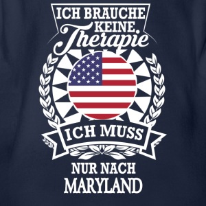 Therapie Maryland Langarmshirts - Baby Bio-Kurzarm-Body