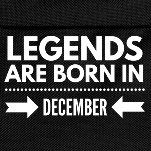 Legends December Tee shirts - Sac à dos Enfant