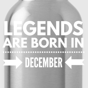 Legends December Tee shirts - Gourde