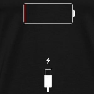 Time to Recharge Baby Bodys - Männer Premium T-Shirt