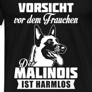 Malinois - attention Sweat-shirts - T-shirt Premium Homme
