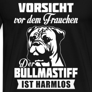 BullMastiff - attention Manches longues - T-shirt Premium Homme