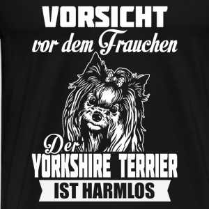 Yorkshire Terrier Tops - Men's Premium T-Shirt