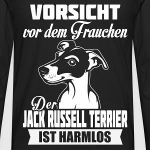 Jack Russell Terrier Sweat-shirts - T-shirt manches longues Premium Homme