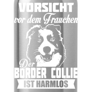 Border Collie Sweatshirts - Drikkeflaske