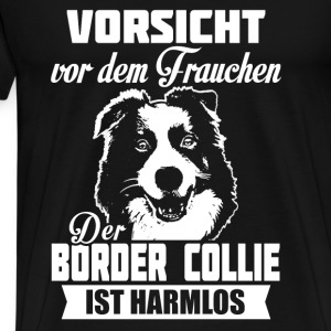 Border Collie Tops - Men's Premium T-Shirt