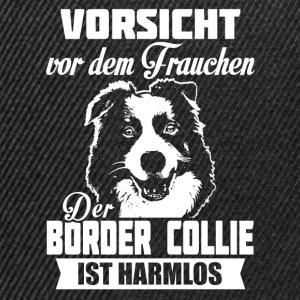 Border Collie Toppar - Snapbackkeps