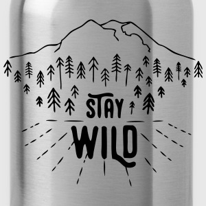 Stay Wild Sweat-shirts - Gourde