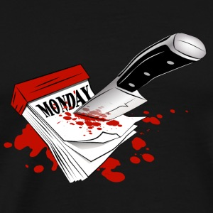 Killing Monday - Männer Premium T-Shirt
